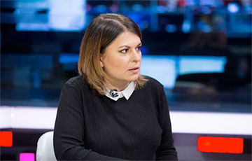 Natallia Radzina: Belarus Should Not Become the Second Crimea