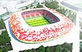 Национальный стадион в Минске построят по китайским стандартам, без адаптации к нормам Беларуси