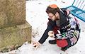 У Бешанковічах ушанавалі памяць расстраляных вязьняў гета