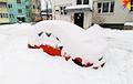 С гомельских улиц перестали вывозить снег - нет денег
