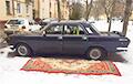 Фотофакт: Необычный способ забронировать парковочное место в Бобруйске