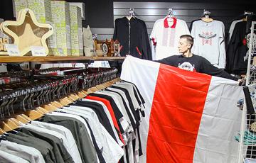 Как милиционер сохранил пятиметровый бело-красно-белый флаг и стал работать на белорусскую идею