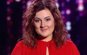 Брестчанка покорила жюри украинского шоу «Голос»