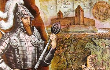 Як князь Альгерд ардынцаў на Сініх Водах падолеў