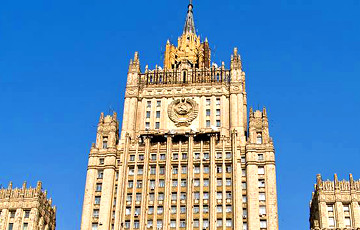 Russian Foreign Ministry Called Situation With Detention Of Russians In Belarus Show