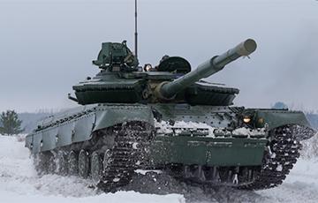 Эксперт рассказал о превосходстве украинского танка Т-64 над российским Т-72Б3