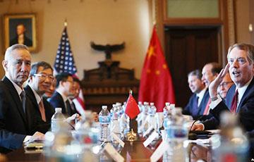 Bloomberg: ЗША дамагаюцца ад Кітая адмовы ад дэвальвацыі юаня