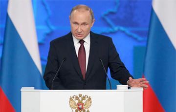 Самое слабое место Путина