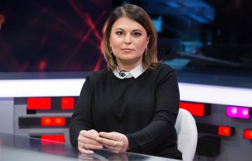 Natallia Radzina: If Speaking, Then Telling Whole Truth