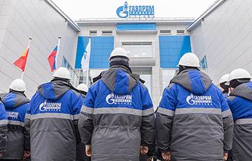 «Газпром» одолжил рекордные $2 миллиарда