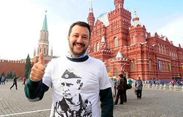 L'Espresso: Вице-премьер Италии получил от Кремля €3 миллиона на выборы в Европарламент