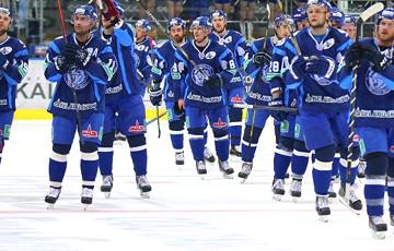 Андрей Костицын: Постараемся, чтобы минское «Динамо» вышло в плей-офф КХЛ