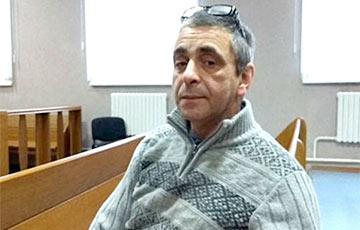Актывіст «Еўрапейскай Беларусі» Леанід Кулакоў працягвае біцца за праўду