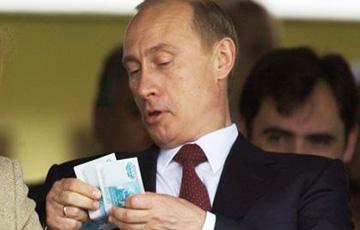 Путин и жизнь на $170