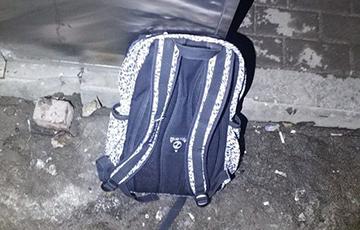 Бесхозный рюкзак переполошил Витебск