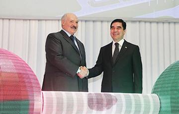 Turkmenistan Sues Belarus In Stockholm Arbitration