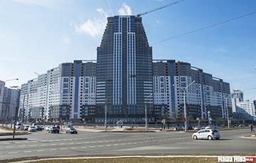 Паблізу Драздоў будуюць самы высокі ў Беларусі хмарачос