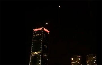 Палестинцы из сектора Газа запустили две ракеты поТель-Авиву