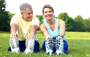 Ученые: Спорт после 40 лет продлевает жизнь
