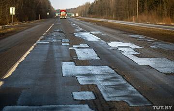 «Сейчас М1 — как российские дороги в 90-е»