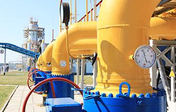 Украіна будзе імпартаваць газ з Балканаў
