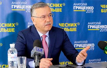 В РФ вынесли приговор экс-министру обороны Украины