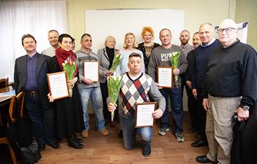 We Will Live In Free European Belarus
