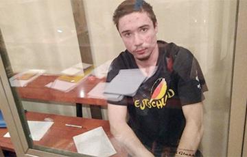 Похищенного в Беларуси Павла Гриба приговорили к шести годам колонии