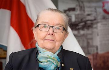 Ивонка Сурвилла: Калиновский - это самый большой герой в истории Беларуси