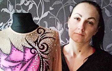 Как белоруска научилась с нуля шить гимнастические купальники для соревнований мирового уровня