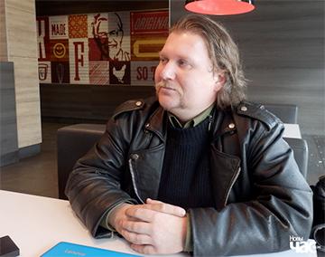 Максім Вінярскі: Беларусь — мая краіна, таму я настроены змагацца