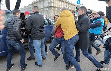 Массовые аресты в День Воли