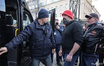 Павел Аракелян: Действия милиции - это полное фиаско