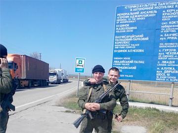 InformNapalm: К захвату Крыма причастен полк из Новороссийска