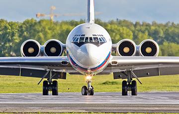 В Венесуэле приземлился российский военный самолет