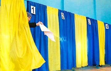 На избирательном участке в Варшаве победила партия «Слуга народа»