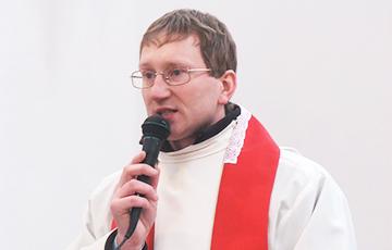 Ксендз Міхаіл Цвячкоўскі: Бог жадае будаваць мір і будучыню толькі на праўдзе і ўзаемнай пашане
