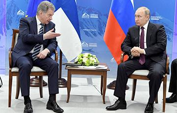Президент Финляндии: Санкции против России останутся, пока не изменится позиция Москвы