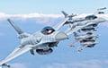 ВПС Бельгіі перахапілі чатыры расейскія вайсковыя самалёты над Балтыкай