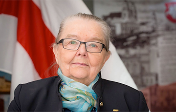 Ivonka Survila: We Are Awakened, Ready To Defend Our Homeland Till Victory