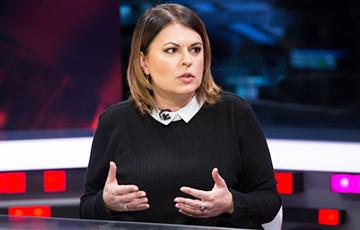 Natallia Radzina: Ukrainian Politicians Should Be Ashamed For Shaking Hands With Lukashenka