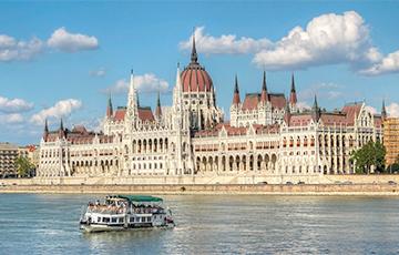 Скандал у парламенце Вугоршчыны: дэпутаты счапіліся падчас выступу Орбана