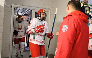 Капитан юношеской сборной Беларуси вошел в символическую сборную новичков OHL