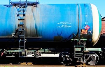 Экспарт расейскай нафты абрынуўся на 25%