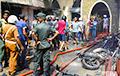Паводле падазрэння ў дачыненні да тэрактаў на Шры-Ланцы арыштавалі 24 чалавекі
