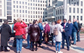 Mothers 328 Take To Independence Square In Minsk