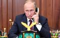 Лукашэнка і Пуцін паразмаўлялі праз тэлефон