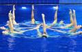 Сінхроннае плаванне: Беларусь прывезла чатыры медалі з этапу сусветнай серыі ў Казані