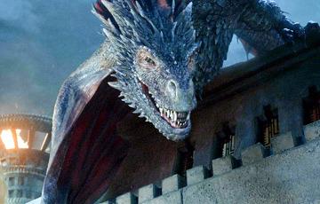 Как белорус рисовал драконов для «Игры престолов»