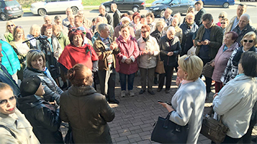 Andzelika Borys, Leader of the Union of Poles of Belarus, Is Tried